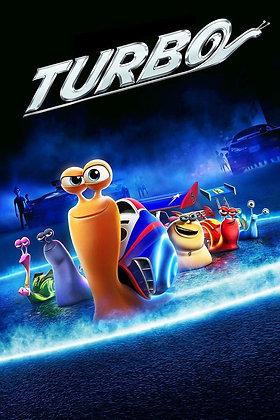 Turbo | HD | Movies Anywhere or VUDU | USA