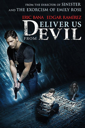 Deliver Us From Evil | SD | Google Play | UK