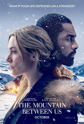 Mountain Between Us, The | HD | MA, VUDU, iTunes or GP | USA