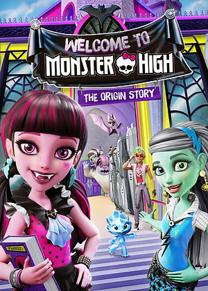 Monster High: Welcome to Monster High | HD | iTunes | USA