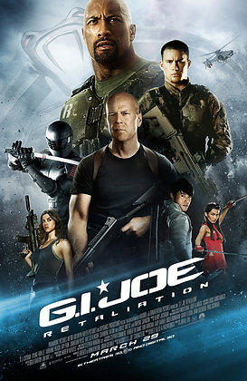 G.I. Joe: Retaliation | HD | VUDU | USA