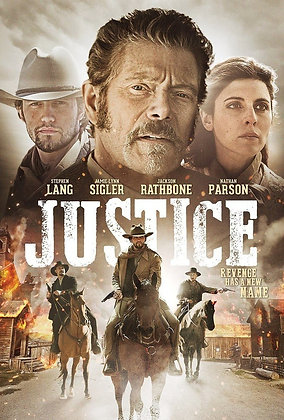Justice | HD | iTunes | USA