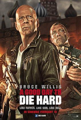 Good Day to Die Hard, A | SD | iTunes | USA