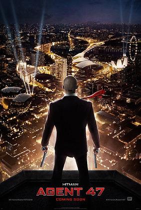 Hitman: Agent 47 | HD | Google Play | UK