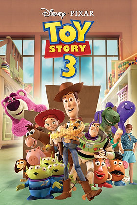 Toy Story 3 | 4K | Movies Anywhere | USA