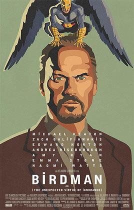 Birdman | HD | Google Play | UK