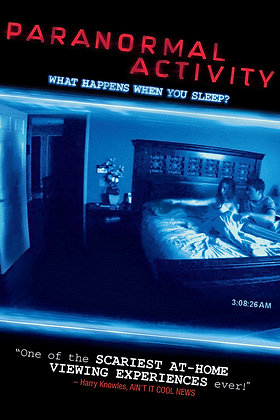 Paranormal Activity (Theatrical Edition) | HD | VUDU | USA