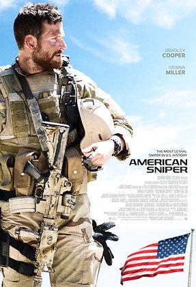 American Sniper | HD | Movies Anywhere or VUDU | USA