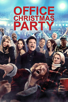 Office Christmas Party | 4K | iTunes | USA