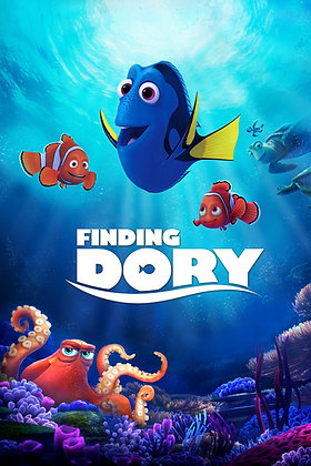 Finding Dory | HD | Movies Anywhere | USA