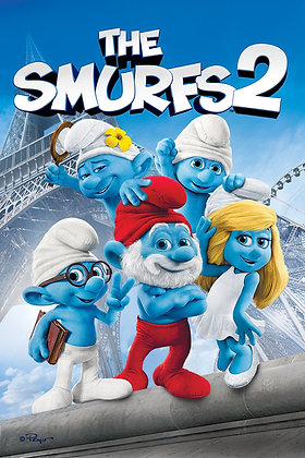 Smurfs 2, The | SD | Movies Anywhere or VUDU | USA