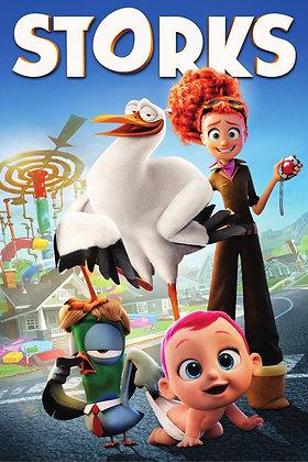Storks | HD | Google Play | UK