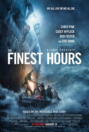 Finest Hours, The | HD | Google Play | USA