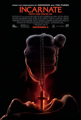 Incarnate (Unrated) | HD | Google Play | UK