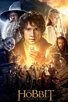 Hobbit: An Unexpected Journey, The | HD | Google Play | UK