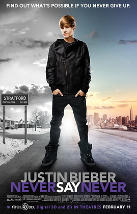 Justin Bieber: Never Say Never | HD | iTunes | USA