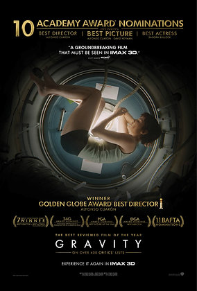 Gravity | HD | Google Play | UK