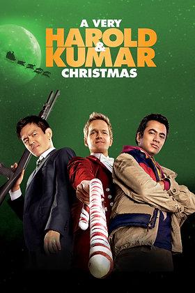 A Very Harold & Kumar Christmas | HD | Google Play | UK