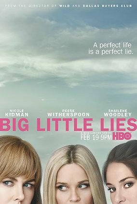 Big Little Lies: Season 1 | HD | iTunes | USA