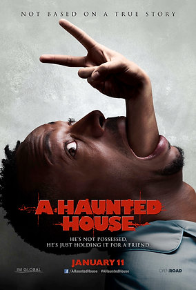 Haunted House, A | HD | iTunes | USA