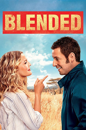 Blended | HD | Movies Anywhere or VUDU | USA