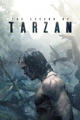 Legend of Tarzan, The | HD | Google Play | UK