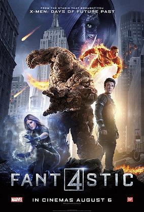 Fantastic Four (2015) | HD | Google Play | UK
