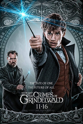 Fantastic Beasts: Crimes of Grindelwald | HD | Google Play | UK