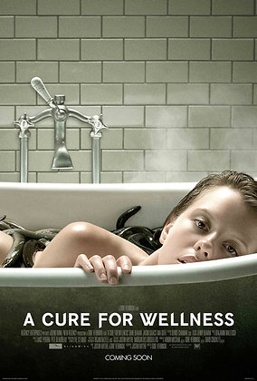 Cure for Wellness, A | HD | MA, VUDU, iTunes or GP | USA