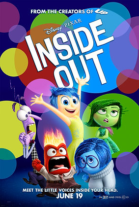 Inside Out | HD | Movies Anywhere | USA