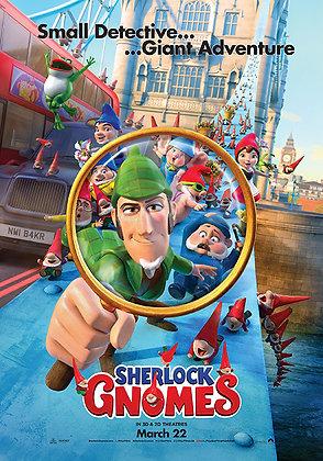 Sherlock Gnomes | 4K | iTunes | USA