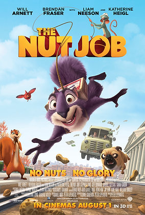 Nut Job, The | HD | Movies Anywhere or VUDU | USA