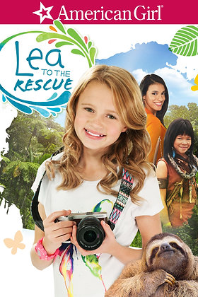 American Girl: Lea to the Rescue | HD | Movies Anywhere or VUDU | USA