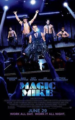 Magic Mike | HD | Movies Anywhere or VUDU | USA