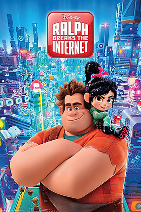 Ralph Breaks The Internet | HD | Google Play | USA