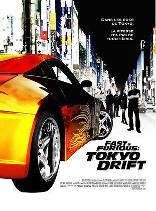Fast & Furious 3 | HD | Movies Anywhere or VUDU | USA