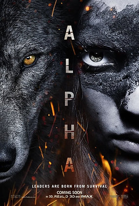 Alpha | HD | Movies Anywhere or VUDU | USA