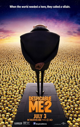 Despicable Me 2 | HD | Google Play | UK