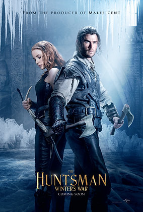 Huntsman: Winter's War, The | HD | Google Play | UK