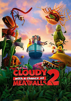 Cloudy with a Chance of Meatballs 2 | HD | Google Play | UK