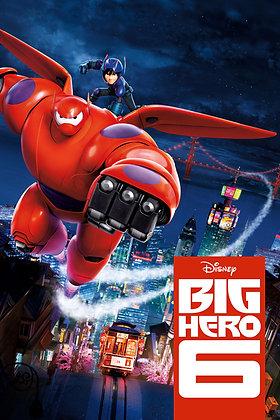 Big Hero 6 | HD | Google Play | USA