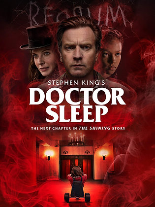 Doctor Sleep | SD | Movies Anywhere or VUDU | USA