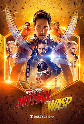 Antman and the Wasp | HD | Google Play | USA