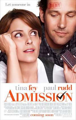Admission | HD | iTunes | USA