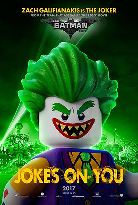 LEGO Batman Movie, The | HD | Google Play | UK