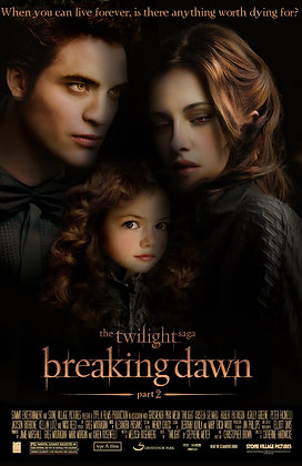 Twilight: Breaking Dawn - Part 2 | SD | VUDU | USA