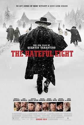 Hateful Eight, The | HD | VUDU | USA