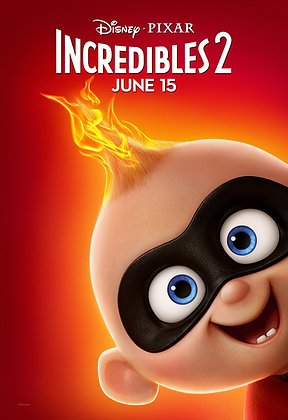 Incredibles 2 | HD | Movies Anywhere | USA