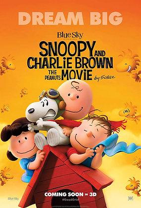 The Peanuts Movie | HD | Google Play | UK