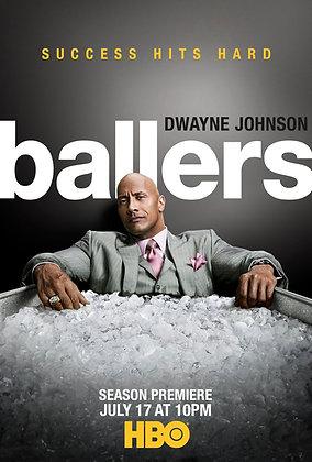 Ballers: Season 2 | HD | iTunes | USA
